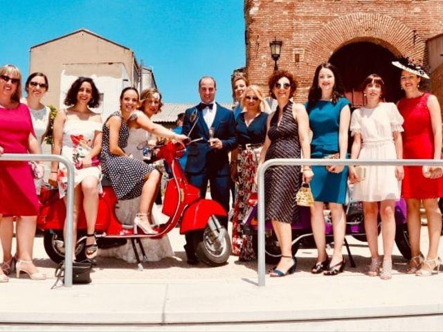 La boda de Alfredo  y Natalia  en Medina Del Campo, Valladolid 4