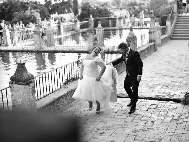 La boda de Diana Baños  y Raúl Barba Rodriguez