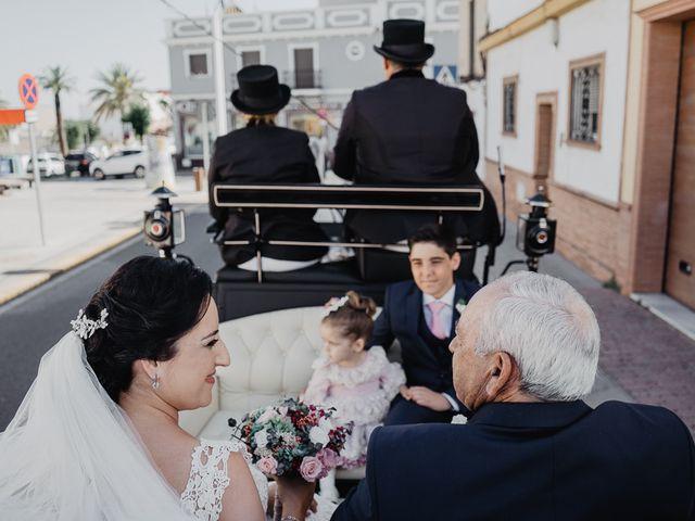 La boda de Pablo y Milagros en Alcala De Guadaira, Sevilla 7
