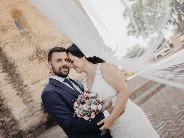 La boda de Pablo y Milagros en Alcala De Guadaira, Sevilla 13