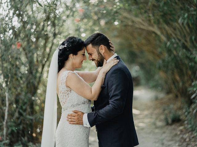 La boda de Milagros y Pablo