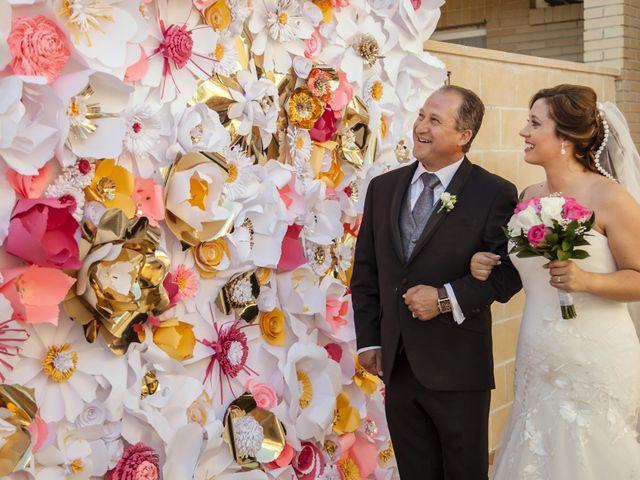 La boda de Marcos y Sheila en Illescas, Toledo 13