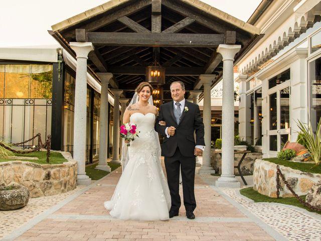 La boda de Marcos y Sheila en Illescas, Toledo 15