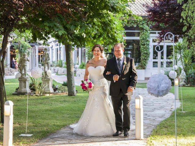 La boda de Marcos y Sheila en Illescas, Toledo 16