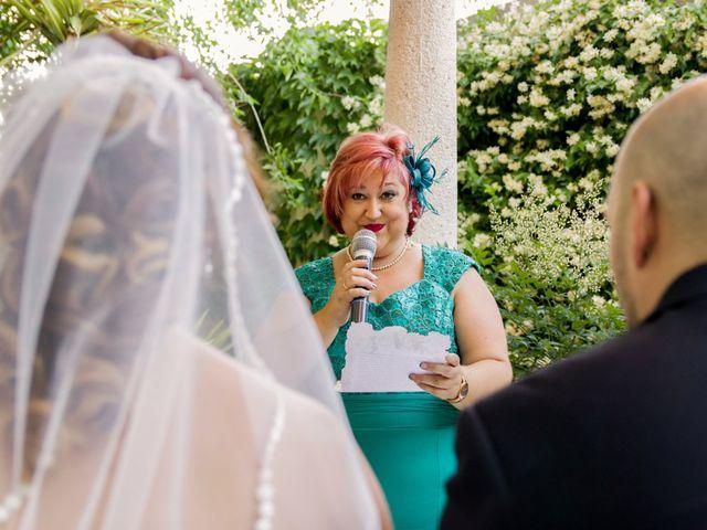 La boda de Marcos y Sheila en Illescas, Toledo 17