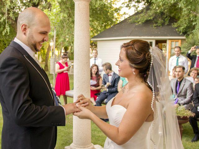 La boda de Marcos y Sheila en Illescas, Toledo 19