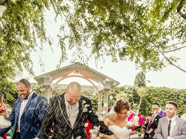 La boda de Marcos y Sheila en Illescas, Toledo 20