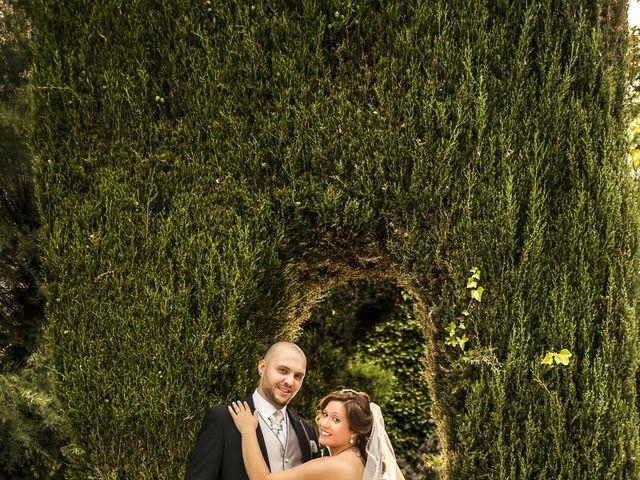 La boda de Marcos y Sheila en Illescas, Toledo 21