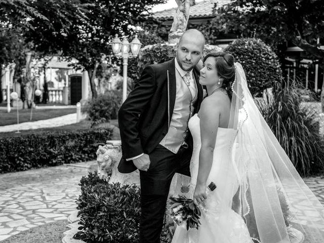 La boda de Marcos y Sheila en Illescas, Toledo 24