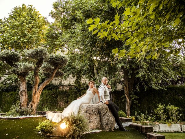 La boda de Marcos y Sheila en Illescas, Toledo 25