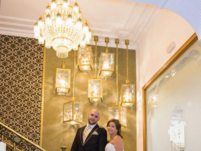 La boda de Marcos y Sheila en Illescas, Toledo 29