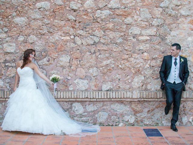 La boda de Antonio y Sandra en Vila-real/villarreal, Castellón 7