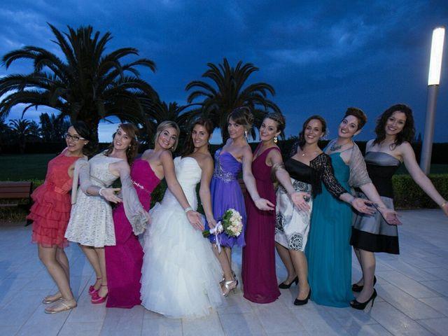La boda de Antonio y Sandra en Vila-real/villarreal, Castellón 13