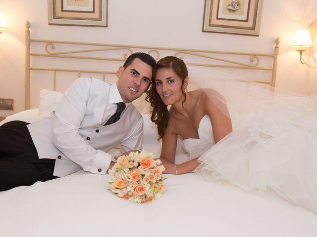 La boda de Antonio y Sandra en Vila-real/villarreal, Castellón 14