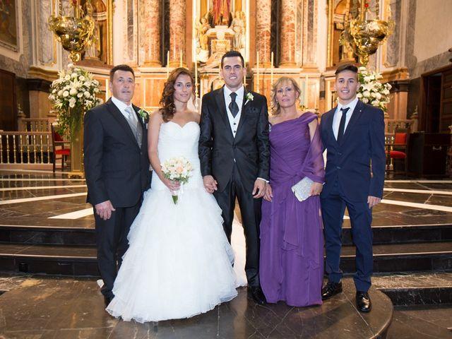 La boda de Antonio y Sandra en Vila-real/villarreal, Castellón 15
