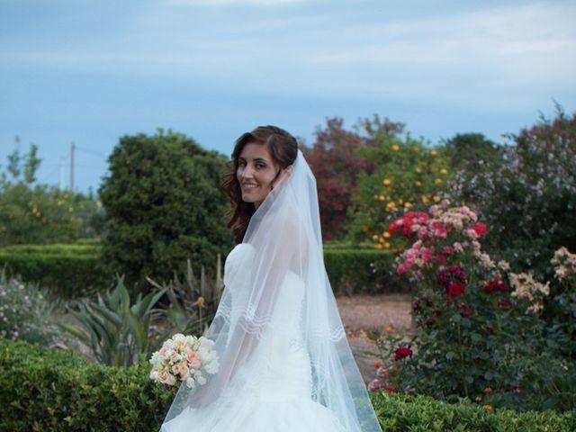La boda de Antonio y Sandra en Vila-real/villarreal, Castellón 16