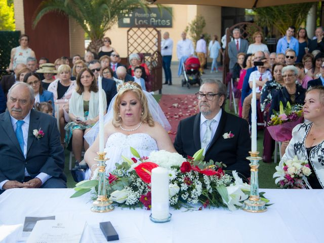 La boda de Amable y María en Pinto, Madrid 12