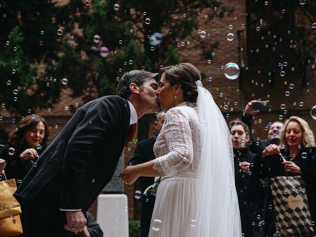 La boda de Raquel y Justo