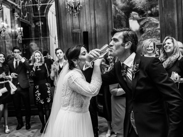 La boda de Justo y Raquel en Madrid, Madrid 16