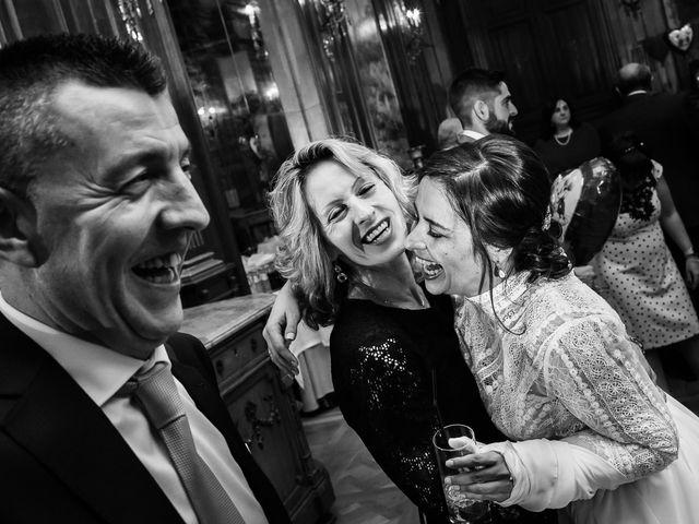 La boda de Justo y Raquel en Madrid, Madrid 20