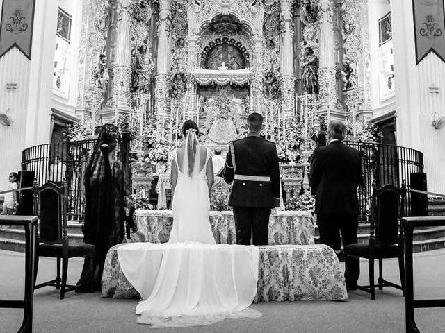 La boda de Alejandro y Rocio en El Rocio, Huelva 1