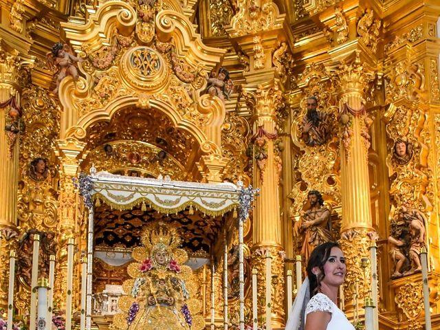 La boda de Alejandro y Rocio en El Rocio, Huelva 3