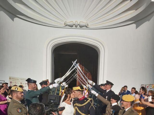 La boda de Alejandro y Rocio en El Rocio, Huelva 5