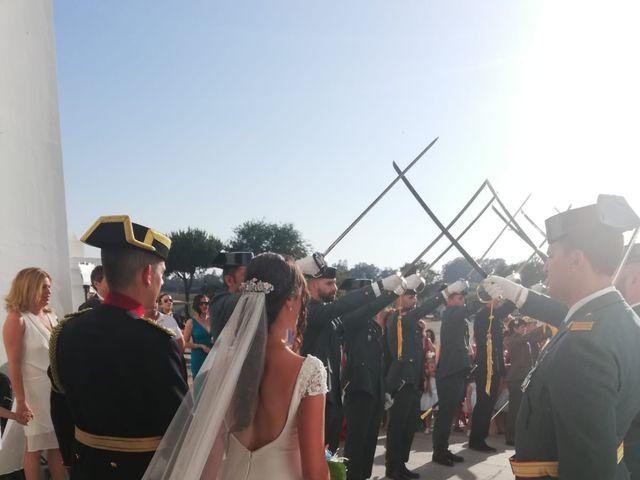 La boda de Alejandro y Rocio en El Rocio, Huelva 6