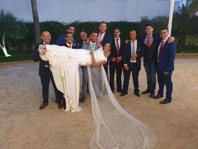 La boda de Alejandro y Rocio en El Rocio, Huelva 8