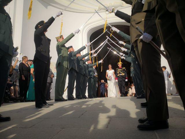 La boda de Alejandro y Rocio en El Rocio, Huelva 9