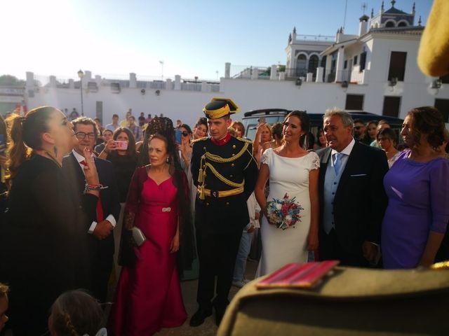 La boda de Alejandro y Rocio en El Rocio, Huelva 10