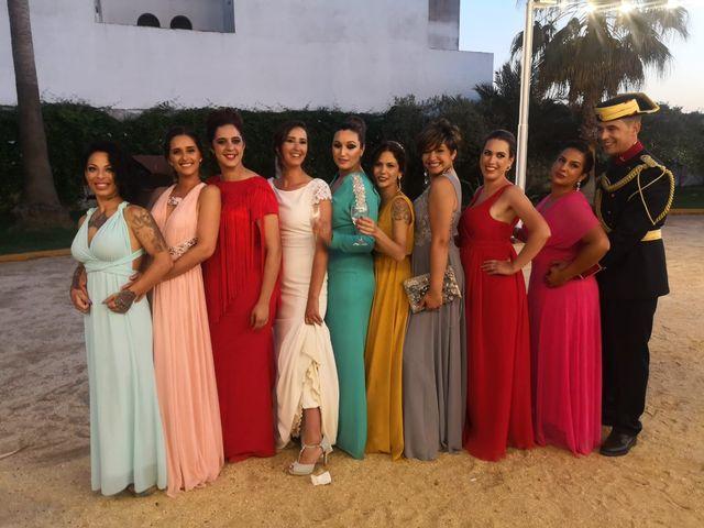La boda de Alejandro y Rocio en El Rocio, Huelva 11