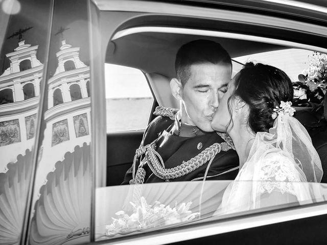 La boda de Alejandro y Rocio en El Rocio, Huelva 12