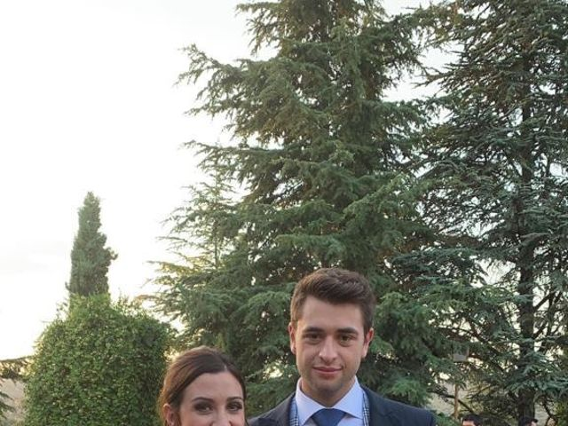 La boda de Alberto y Natalia en San Agustin De Guadalix, Madrid 2