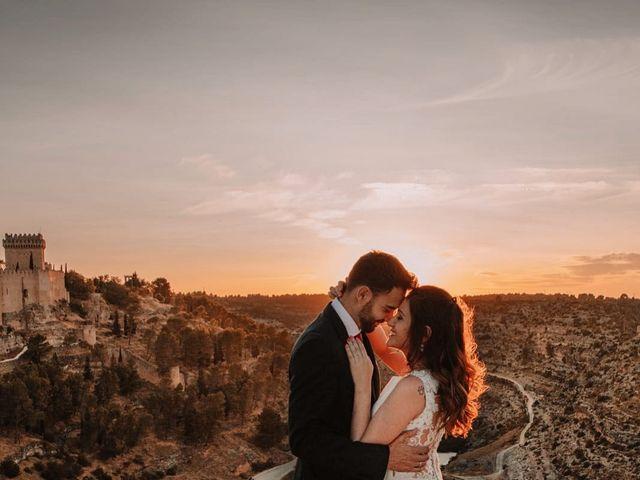 La boda de Alberto y Natalia en San Agustin De Guadalix, Madrid 3
