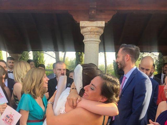 La boda de Alberto y Natalia en San Agustin De Guadalix, Madrid 4