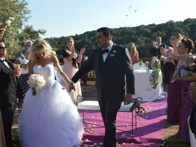 La boda de Anne-Laure y Raul