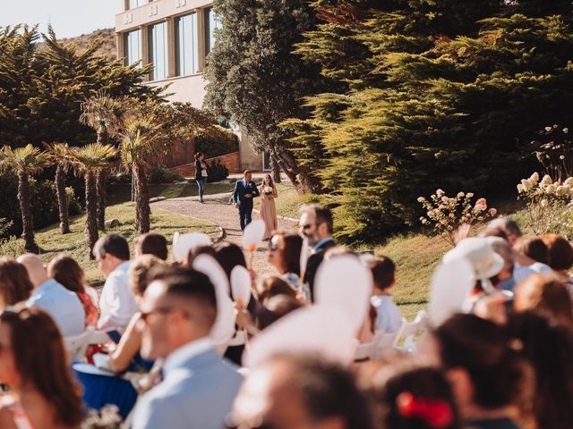 La boda de Jorge y Mar en Oia, Pontevedra 2