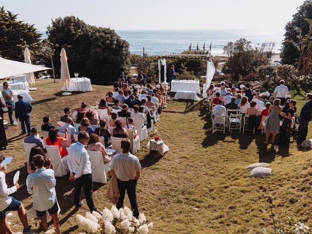 La boda de Jorge y Mar en Oia, Pontevedra 7