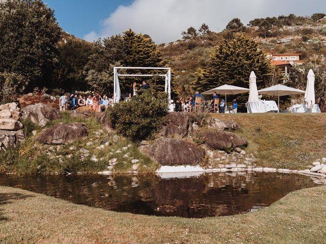 La boda de Jorge y Mar en Oia, Pontevedra 9