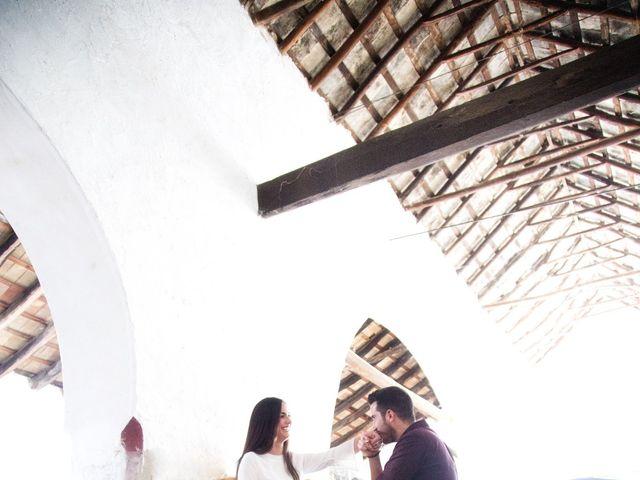 La boda de Luís y Rosa en La Carlota, Córdoba 8