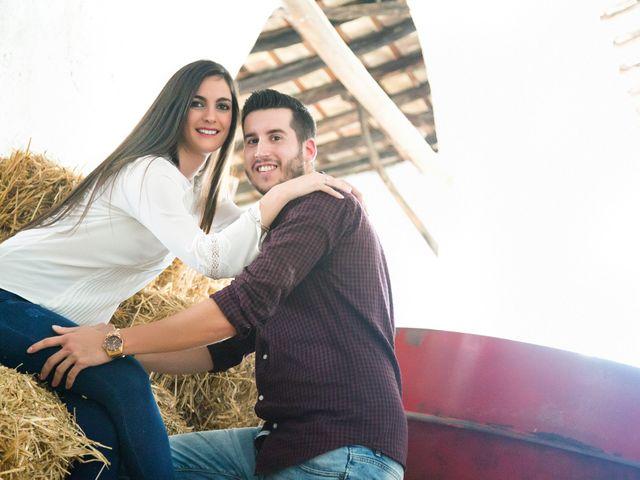 La boda de Luís y Rosa en La Carlota, Córdoba 9