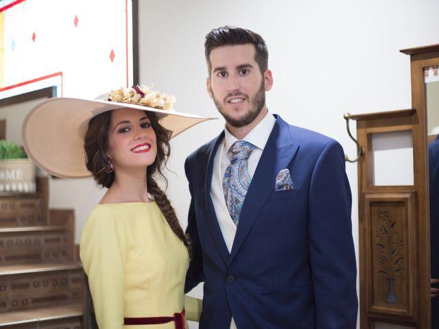La boda de Luís y Rosa en La Carlota, Córdoba 30