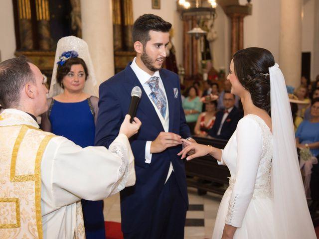 La boda de Luís y Rosa en La Carlota, Córdoba 62
