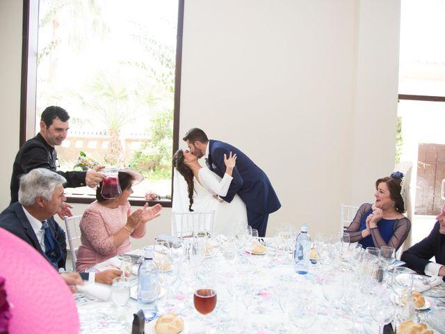 La boda de Luís y Rosa en La Carlota, Córdoba 69