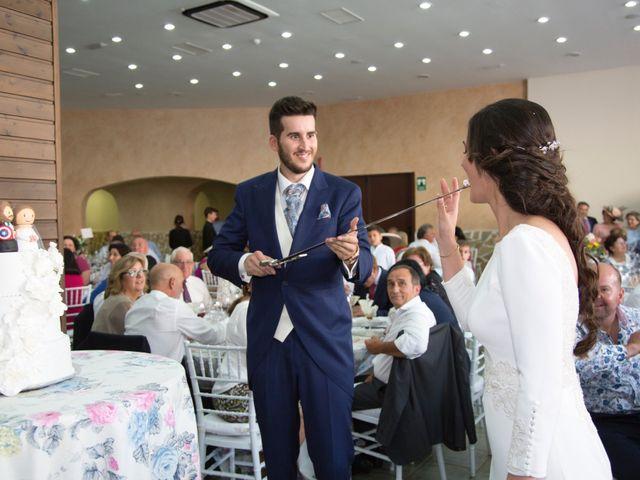 La boda de Luís y Rosa en La Carlota, Córdoba 70