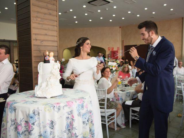 La boda de Luís y Rosa en La Carlota, Córdoba 71