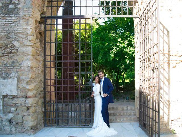 La boda de Luís y Rosa en La Carlota, Córdoba 80