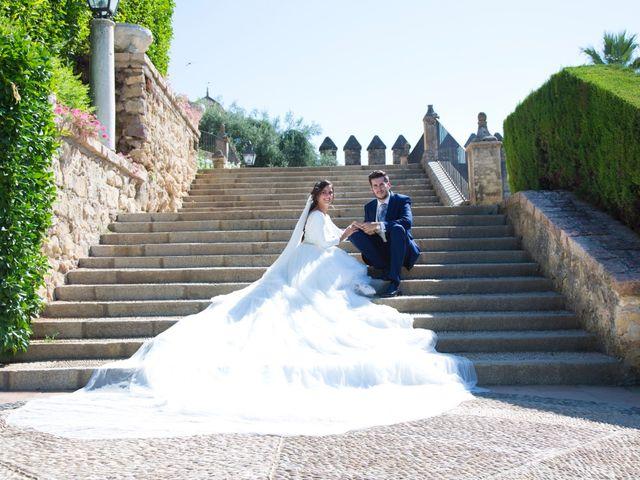 La boda de Luís y Rosa en La Carlota, Córdoba 90