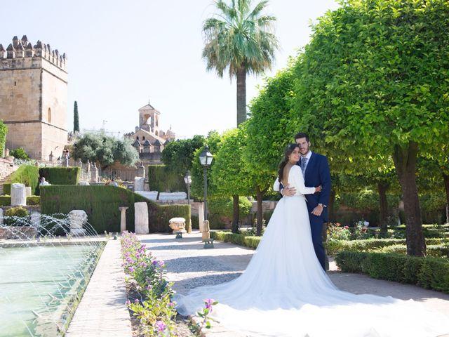 La boda de Luís y Rosa en La Carlota, Córdoba 92